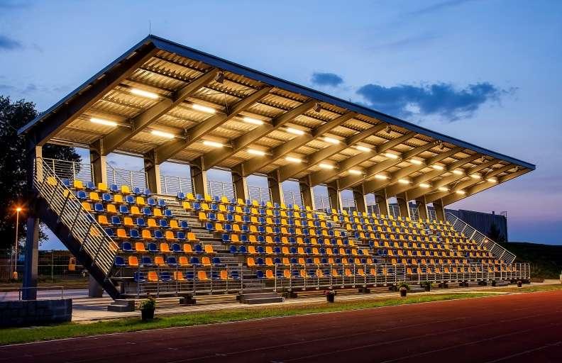 sedačky pre štadióny WO-06 prostar 3
