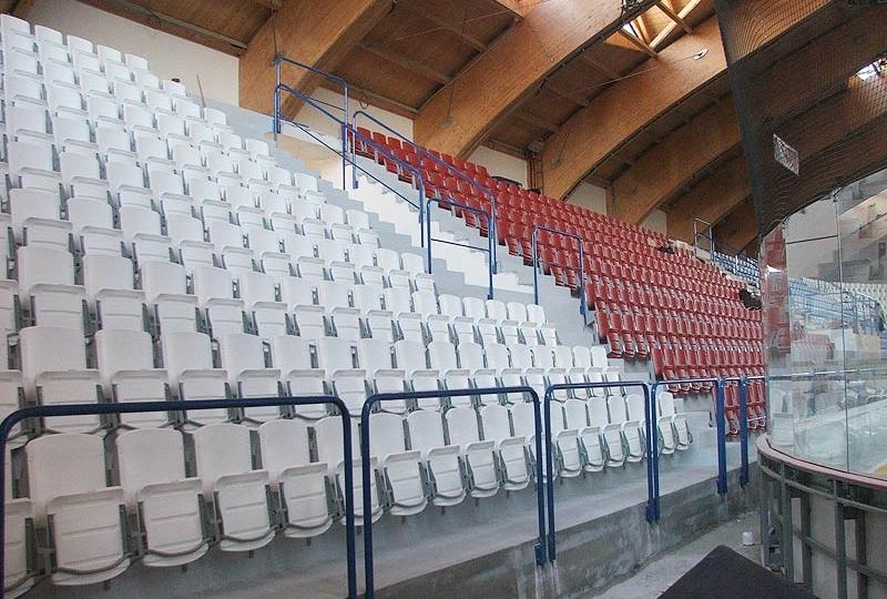 arena sklopné sedadlá pre športoviská prostar 1