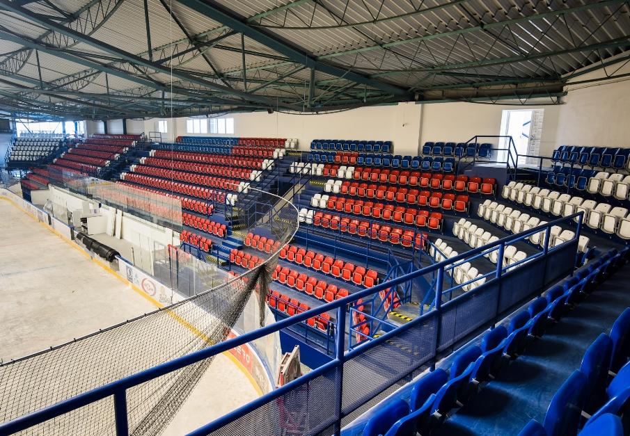 sklopné sedadlá pre športoviská olimp 20