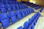 sklopné sedadlá pre športoviská arena výrobca